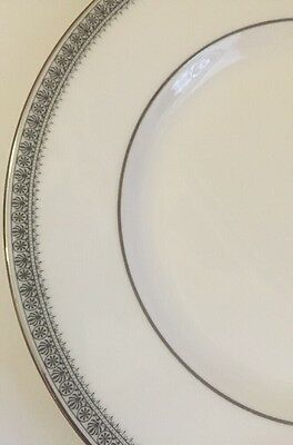 "Royal Doulton Ravenswood 8"" Salad Plate Set Of 2 Excellent Condition"