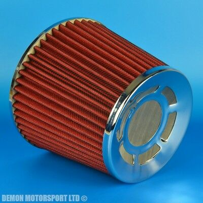 Performance Air Filter Red Ideal For Civic Prelude CRX S2000 RSX Integra (39055)