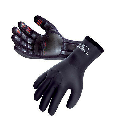 O'neill 3mm SLX Neoprene Surf Gloves Black Wetsuit/Water Sports