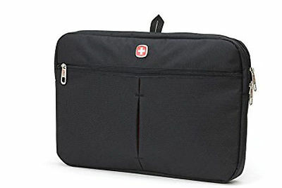 Wenger Swiss Sleeve 15.6 inch Laptop Bag Padded Case Protective Heavy