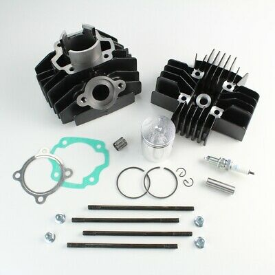 Yamaha PW80 Cylinder Piston Cylinder Head Gasket Top End Kit 1983-2006