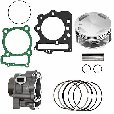 89mm 440cc Big Bore Cylinder Piston Gasket Kit for Honda Sportrax TRX400EX 99-08
