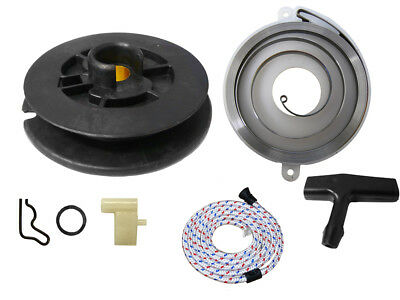 Recoil Starter Pull Repair Kit With Handle Fits STIHL TS410 TS420 - NEW TYPE
