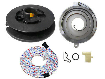 Recoil Starter Pull Repair Kit With Cord Fits STIHL TS410 TS420 - NEW TYPE