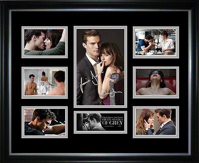 New 50 Shades Of Grey Framed Memorabilia