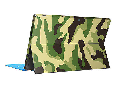 Camouflage Skin Sticker Decal Cover Protector For Microsoft Surface RT Tablet
