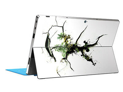 White Arts Vinyl Skin Sticker Cover Protector Decal For Microsoft Surface RT