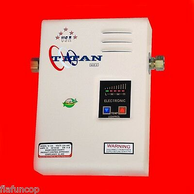 Titan N-120 Tankless Water Heater - 2018 SCR-2 Electric model - Ships free - NEW