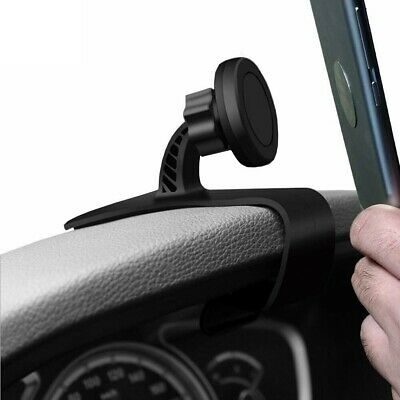 Universal Car Window & Dash Clip Mount Holder Cradle Stand For Mobile Phone GPS
