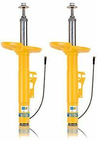 Bilstein 2x B6 Front Kit Shock Absorbers Dampers El. Adjust 35-135869 35-135876