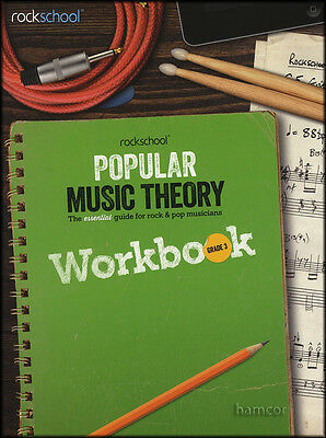 Rockschool Popular Music Theory Workbook Grade 3
