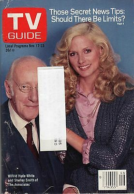 1979 TV Guide - Shelley Smith - Rich Man, Poor Man - The Beatles – Eischied