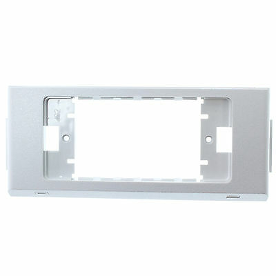 Wiremold Legrand 5450T-Wh Twin Cover Device Management Bracket White (5 Pack)
