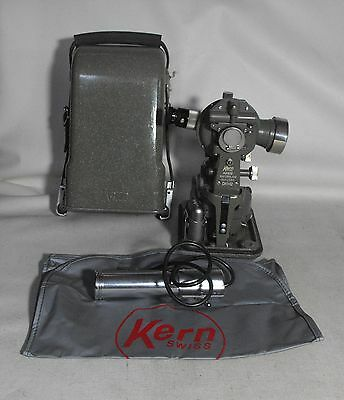 Kern AARAU Suisse DKM2 Theodolite and Set of Reflectors ..Excellent Condirtion