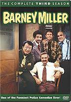 Barney Miller - The Complete Third Season (DVD, 2009, 3-Disc Set) SeALED box WOW