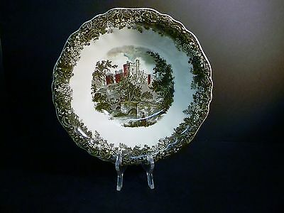 J  & G MEAKIN  ROMANTIC ENGLAND HADDON HALL ROUND VEGETABLE BOWL