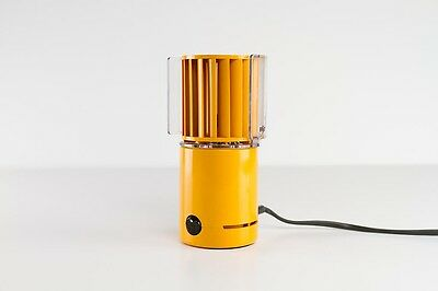 BRAUN desk fan HL 70 / HL70 in orange Dieter RAMS era Vintage Collectors item