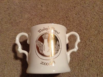 WESLEY'S CHAPEL LOVING CUP, special Millenium Edition.