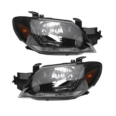 MITSUBISHI Outlander 2003-2005 Front Head lamps Headlights LEFT+RIGHT one SET