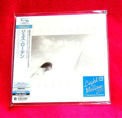 JESS RODEN STONECHASER JAPAN AUTHENTIC SHM MINI LP CD NEW OOP UICY-94706