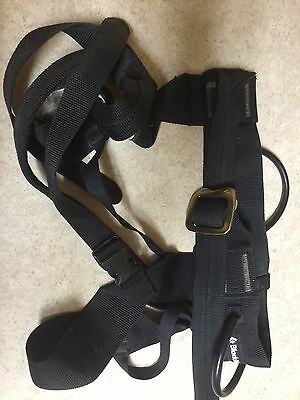 Black Diamond Climbing Harness Size X-Small Used Once