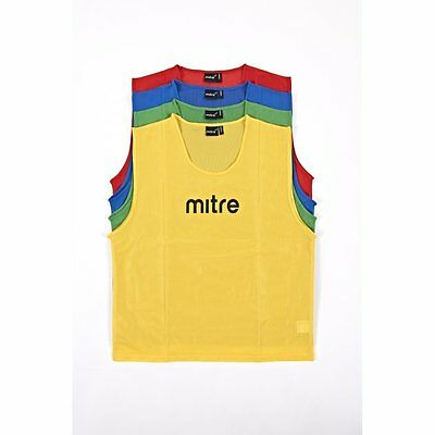 MITRE Men's Basic Blue Football Training Bib, Soccer Team FREE UK DELIVERY !!