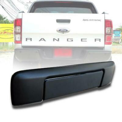 FIT Ford Ranger Tail Gate Handle Cover Black Wild Tack Limited T6 XLt Pf XL