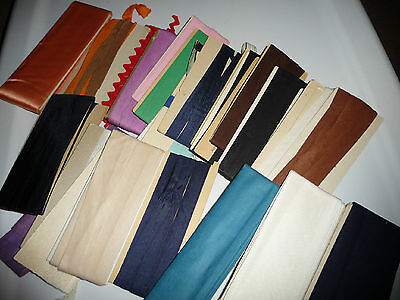 vtg mixed lot of 25 USED sewing parcel packs of binding - tape edging  - bais