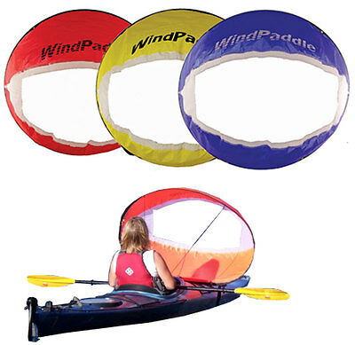 Windpaddle Scout - KAYAK SAIL Paddle - Go Sailing in your Kayak or Canoe