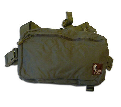 Hill People Gear Original Kit Bag (RANGER GREEN) Concealed Carry/Survival Kit