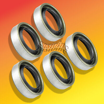 """Lot of 5 Front Seal Wheel Bearing Fits Lazer Z Units ID:1-1/8"""",OD:1--3/4"""""""