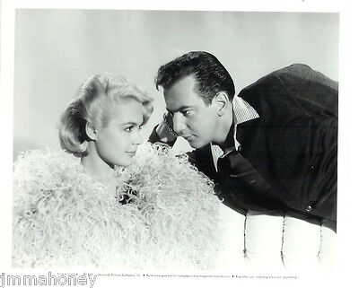 SANDRA DEE BOBBY DARIN ORIGINAL Vintage 1962 PORTRAIT Photo IF A MAN ANSWERS