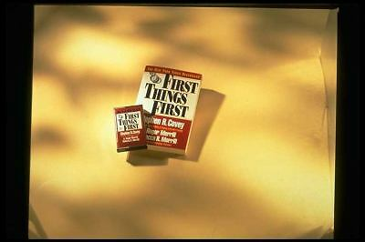 First Things First, Stephen R. Covey, A. Roger Merrill, Rebecca R. Merrill, Good