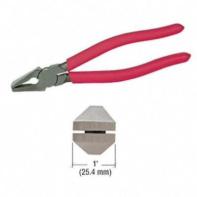 "CRL 8-1/4"" Flare Jaw Glass Plier"