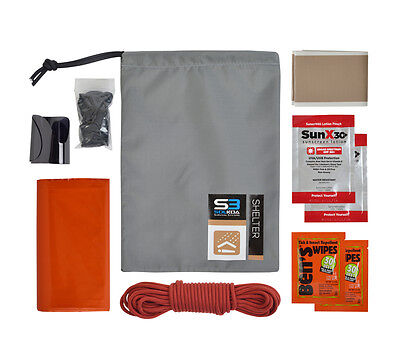Survival Kit Shelter Module Solkoa Survival Systems Environmental Protection