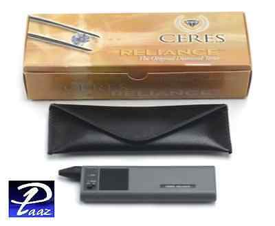 Ceres Reliance Diamond Tester AAA and 110v Adapter