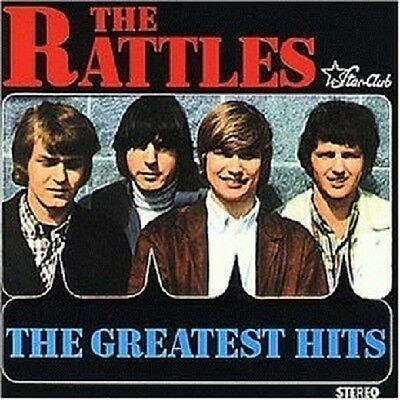 The Rattles - Greatest Hits  Cd  20 Tracks Rock 'n' Roll / Pop Best Of  New+