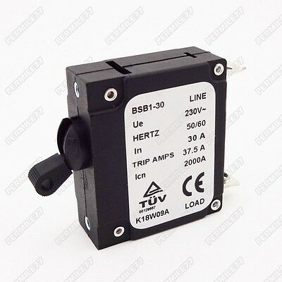 30 Amp 30a Circuit Breaker For Generator Bsb1 30 Baishibao