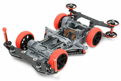 New Tamiya 1/32 Mini 4Wd Limited Edition 94734 Vs Chassis Evo. I Made In Japan 1