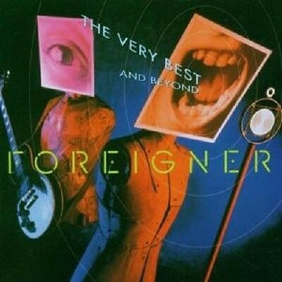 Foreigner 'The Very Best Of And Beyond' Cd New+
