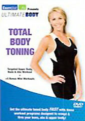 Ultimate Body: Total Body Toning, Acceptable DVD, Meredith Miller, Stephanie Vit