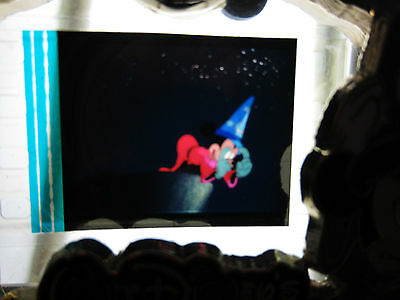Disney Piece of Movies Fantasia Sorcerer Mickey Pin LE Authentic