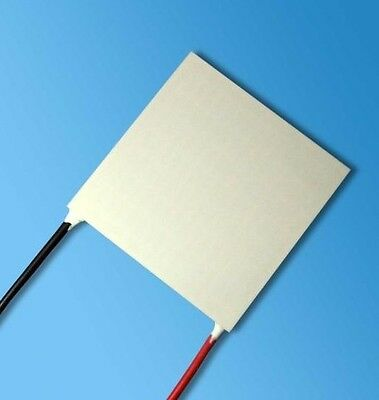 2pcs 91.2W 12V 6A TEC Thermoelectric Cooler Peltier New