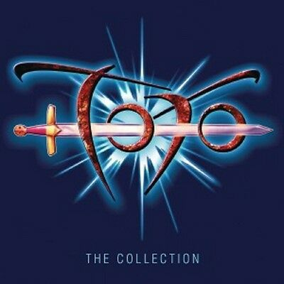 Toto - The Collection  Cd  17 Tracks International Pop Best Of  New+