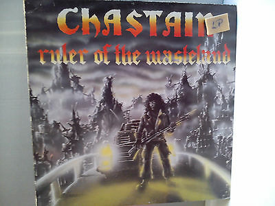 Chastain - Ruler of the wasteland    ..........................Vinyl