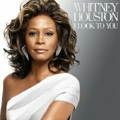 """WHITNEY HOUSTON """"I LOOK TO YOU"""" CD NEW+"""
