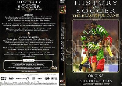 History of Soccer: The Beautiful Game VOL 1 - Origins & Soccer Cultures