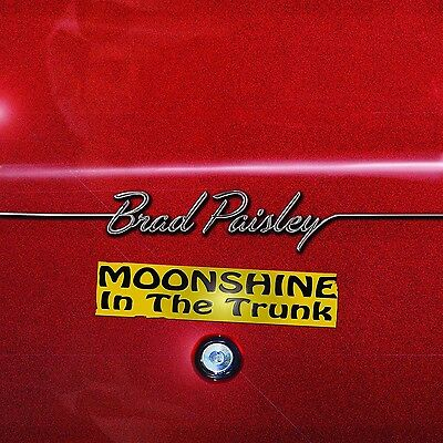 Brad Paisley - Moonshine In The Trunk  Cd New+