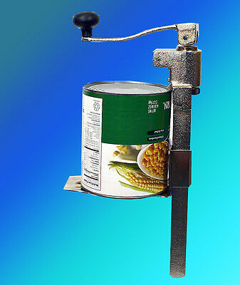 """New MTN  Commercial Restaurant Large Heavy Duty Table Can Opener 11"""""""