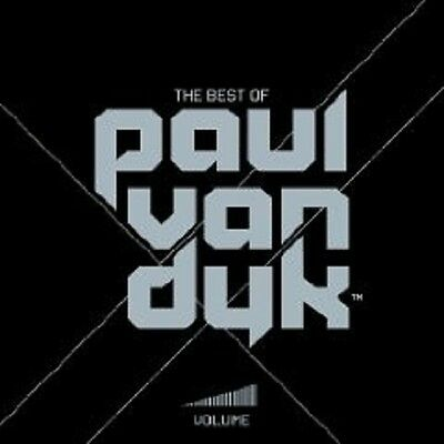 "Paul Van Dyk ""volume The Best Of"" 2 Cd New+"